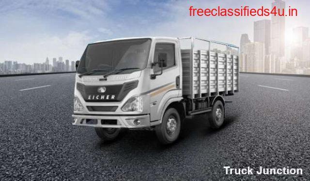 Eicher Pro 2049 Mini Truck Price In India