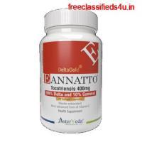 Delta Gold tocotrienols vitamin E Supplement 400mg   Eannatto.in