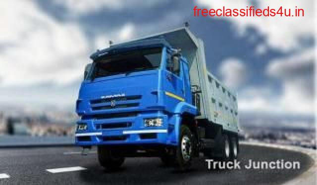 Kamaz Trucks Price and Features In India