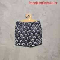 Cotton Half Pants for Ladies - Jaipur Mela