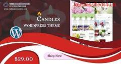 Candles WordPress Theme