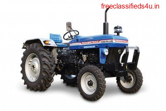 Powertrac 439 Plus Price In India Specification