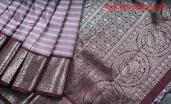 Traditional Kanjivaram Sarees