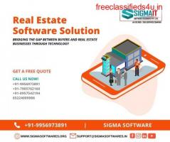 Real Estate Software solutions in India