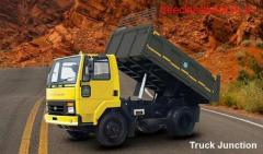 Ashok Leyland Ecomet 1215 Tipper Truck Price In India
