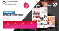 Gift Shop WordPress Theme