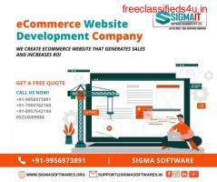 eCommerce Web Development Solutions in India