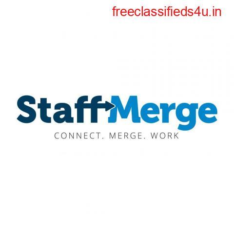 Online Recruiter Platform | StaffMerge