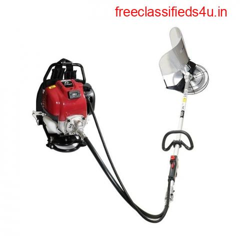Brush Cutters - Components, Benefits, and Prices in India
