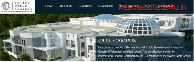 Best International School in Bangalore | Best IB Schools in Bangalore - UWA