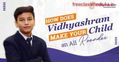 How does Vidhyashram make your child an all-rounder?