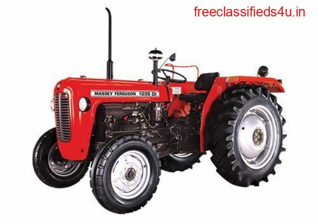 Massey 1035 Tractor Best Features And Price In India