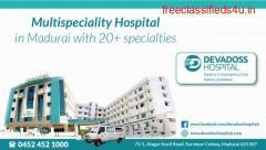 Best ENT Hospital in Tamilnadu - Devadoss Multispeciality Hospital