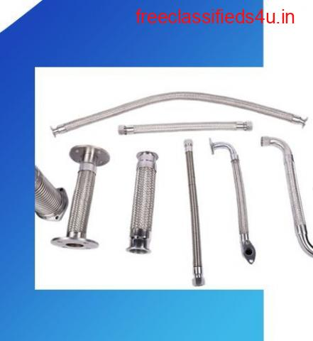 Stainless steel corrugated hoses in Mysore