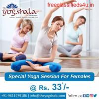 Best Yoga Studio For House Wives in Ghaziabad
