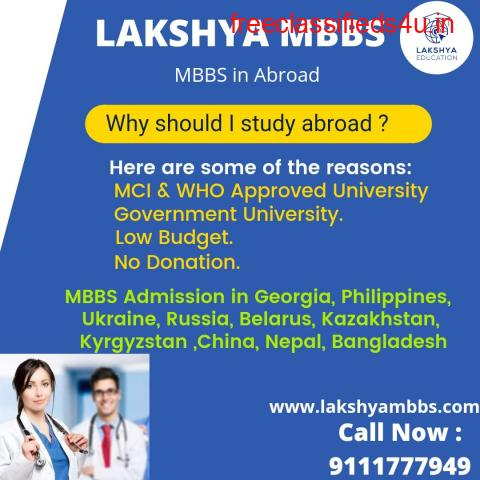 MBBS Admission Consultants in Indore