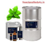 Buy Basil Sweet Essential Oil Online at VedaOils