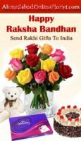 Send Gifts to Ahmedabad to make Birthday, Bhai Duj N Rakhi Special for Brother