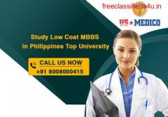 Study Low Cost MBBS in Philippines Top University