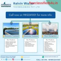 Water Treatment, Wastewater Treatment, and Waste Management' Consultant and Manufacturer in India