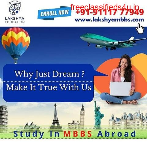Study MBBS Abroad Consultants in Gwalior
