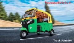 3 Wheeler Auto Price, Specification And Review