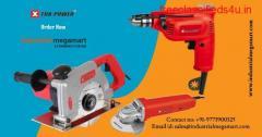 Xtra Power Tools Distributors +91-9773900325