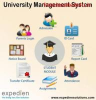 Expedien University Management system is Robust All-Inclusive and Scalable