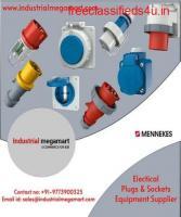 Mennekes plug & socket +91-9773900325