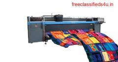 Fabric Printing Machine And Its Enormous Benefits