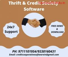 Thrift and Credit Society Software in Delhi - 9711101954