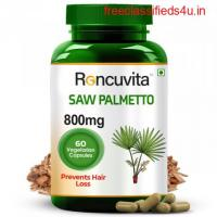 Saw Palmetto Capsules for hair regrowth   Hair Capsules