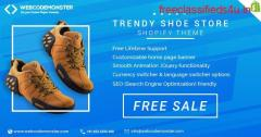 Best Shopify Theme for Shoes