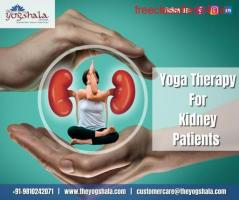 Yoga Therapy for Kidney Patients in Kavi Nagar Ghaziabad