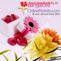 Send Gifts to Bangalore to make Birthday, Bhai Duj N Rakhi Special for Brother