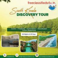 SOUTH KERALA DISCOVERY TOUR