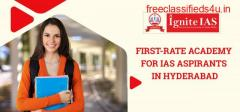 Best IAS Training And Civil Services Coaching Centers In Hyderabad