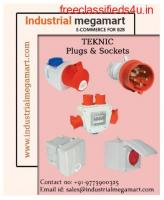 Teknic electrical plugs and sockets - +91-9773900325