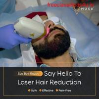 Laser Hair Removal Treatment in Ahmedabad | Musk Clinic