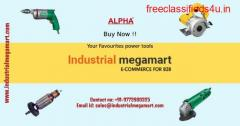 Alpha power tools equipment Noida- 09773900325