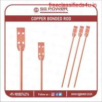 Manufacturer and Supplier of Copper Bonded Earth Rod