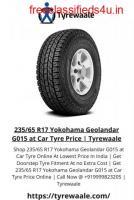 235/65 R17 Yokohama Geolandar G015 Car Tyre Price | Tyrewaale