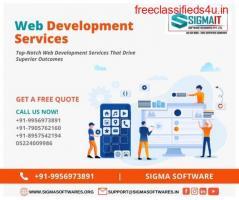 Web Development Services That Drive Superior Outcomes