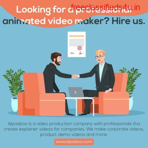 Explainer Video Production Company - alpasbox