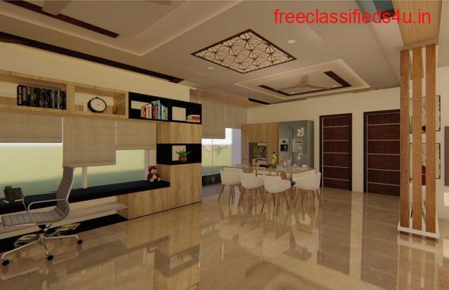 #1 Interior Designing Services in Lucknow