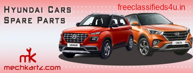 Buy Hyundai Car Spare Parts And Accessories Online