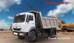 Tata Signa 1923.K Tipper Specification And Price