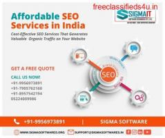 Professional & Affordable SEO Company in India