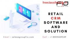 CRM solution For Retail Industry | Group FiO