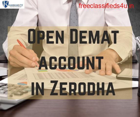 Open Free Demat Account in Zerodha